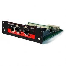 Allen & Heath Multi-channel conversion interface for audio networking cards (Dante, MADI, ACE, ES, Waves V2)